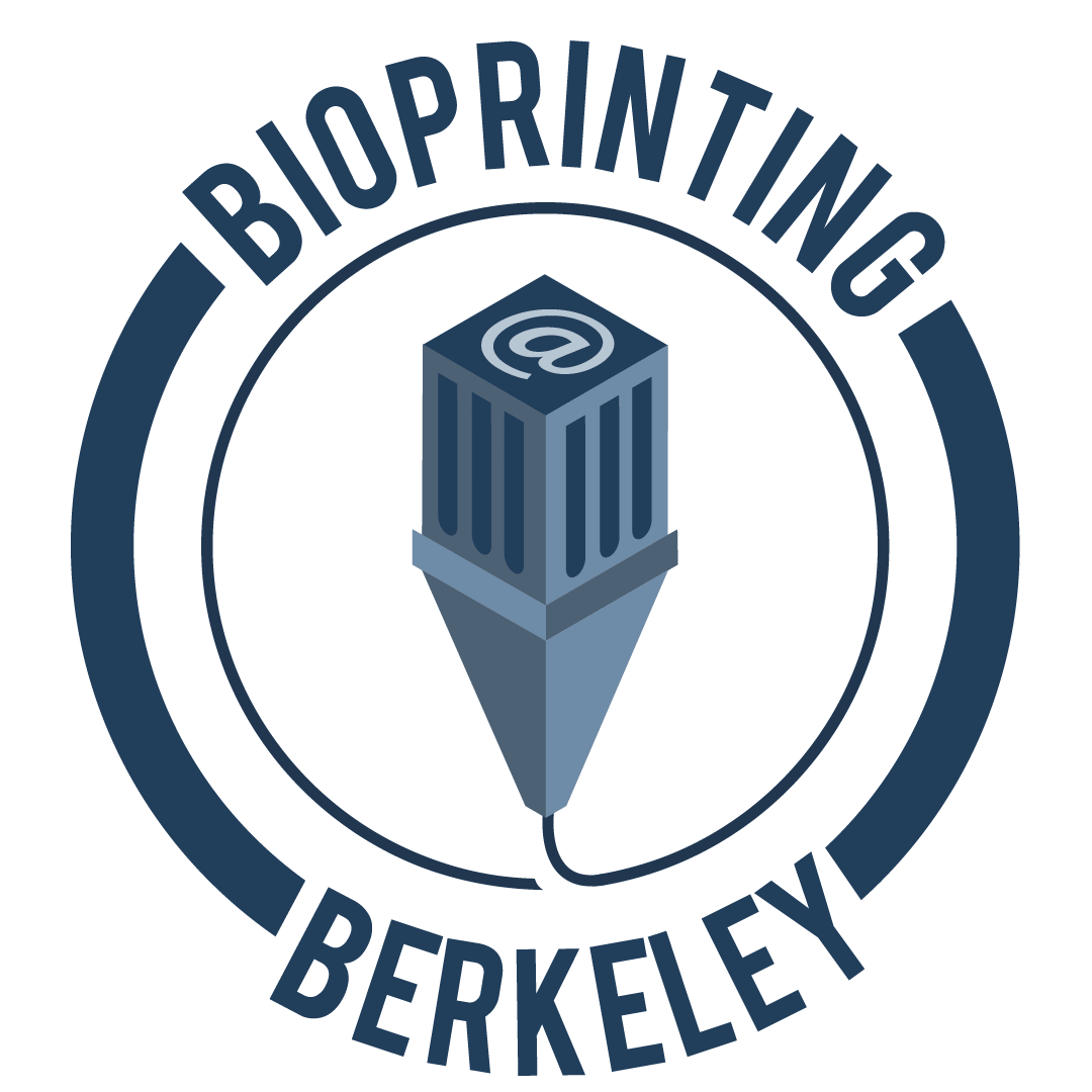 Bioprinting at Berkeley Logo